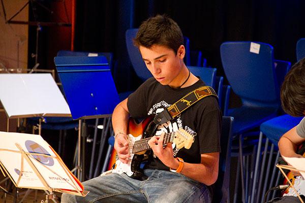 Guitarra Elèctrica